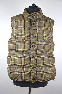 * James Purdey & Sons Men's Down Vest Jacket Shooting Hunting Size S