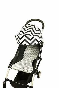 Tailor Handmade Prams Cover or Seat Pad or Handle or Strap Chatswood Willoughby Area Preview