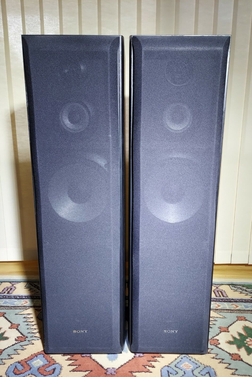 Sony SS-F5000P Stereo Tower Speakers SR- 8882212