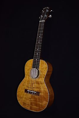 Hula Ukes Maple Tenor 4-String Ukulele