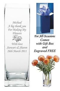 Personalised-engraved-glass-vase-Birthday-Gifts-for-someone-special-friend-gift