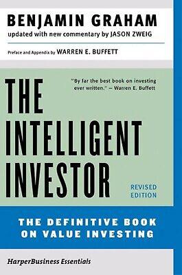 The Intelligent Investor by Benjamin Graham (PDF)