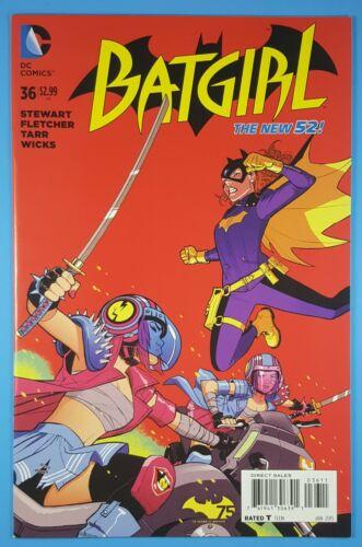 Batgirl #36 DC Comics 2015 The New 52 New Costume