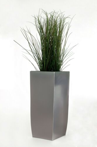Zink Blumenkübel Pflanzkübel Pflanzgefäße \'Linea\'