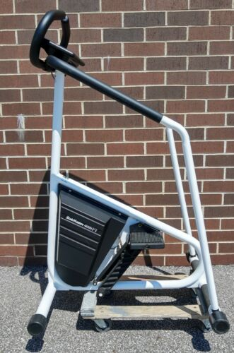 Stairmaster 4000PT Commercial Stepper Very nice! With ram horn handles added !