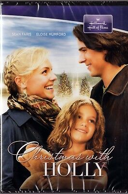 Christmas With Holly  (DVD, 2012) - HALLMARK  Hall of Fame -   BRAND NEW