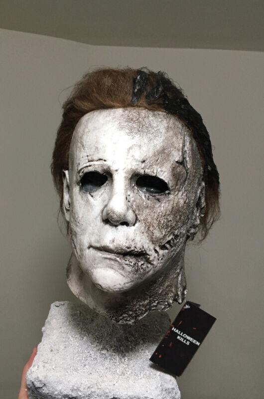 Halloween Kills Myers Rehauled Custom Halloween Mask Jason Myers Mask