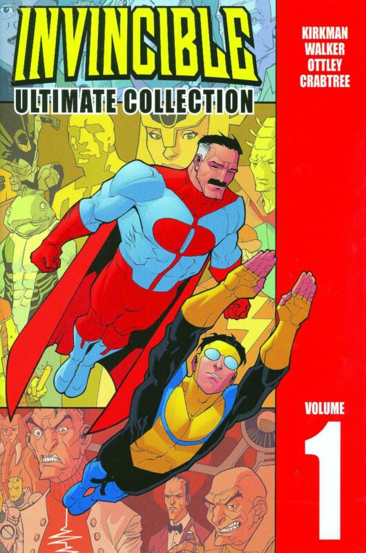 INVINCIBLE HC (IMAGE COMICS) VOL 1 ULTIMATE COLL