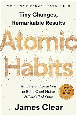 Atomic Habits by James Clear(E-ß00K)