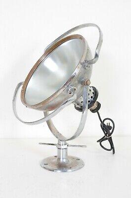 Wilmot Castle Lights Vintage Surgical Exam Light Model 801 Works 115 Volts Usa