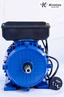 Electric motor single-phase 240v 0.55kw 3/4 hp 2820rpm Roselands Canterbury Area Preview