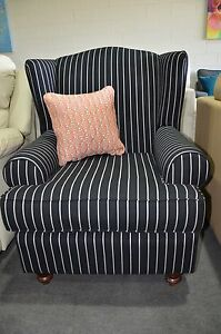 Wing chair (Floor stock) Vineyard Hawkesbury Area Preview