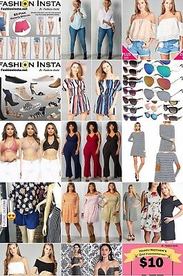 Fashion Retail Store And Website Business For Sale - Currently Open And Working