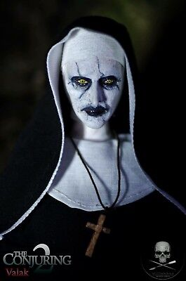 VALAK NUN From THE CONJURING 1:6 1/6 Deluxe Custom Figure G-Models RARE!! (Nun Custome)