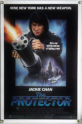 THE PROTECTOR ROLLED ORIG 1SH MOVIE POSTER JACKIE CHAN ROY CHIAO (1985)