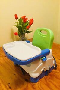 MIDLAND- Fisher Price Portable Highchair.