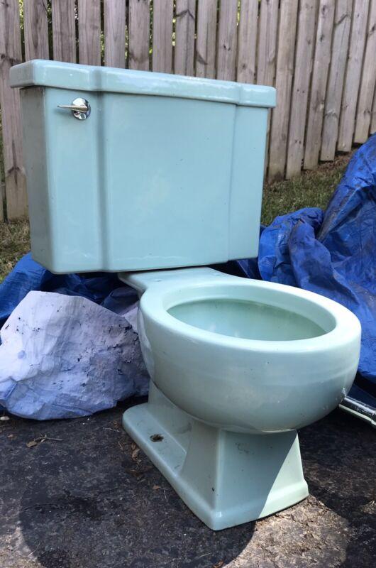 Vintage Kholer Toilet and Sink