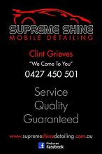 Supreme Shine Mobile Detailing Vale Park Walkerville Area Preview