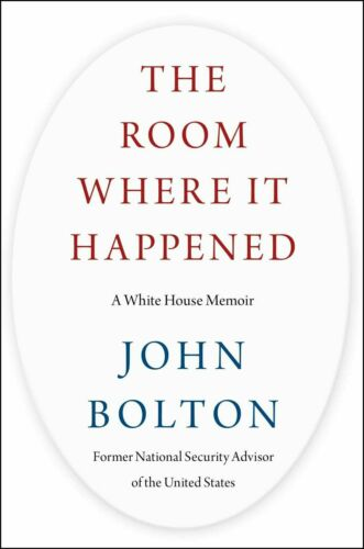 The Room Where It Happened A White House Memoir John Bolton (2020- Digitaldown)