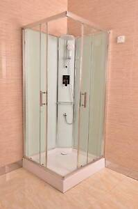 SHOWER CUBICLE WITH GLASS WALL 900X900X2200MM NEW Thomastown Whittlesea Area Preview