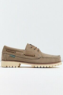Eastland Seville Oxford Lug Boat Shoes Size 11 Hand sewn In Maine, USA (Hand Sewn Oxford)