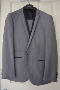 Connor suit: Charcoal, single-breasted (Jacket - 38, Pants - 34) Upper Coomera Gold Coast North Preview