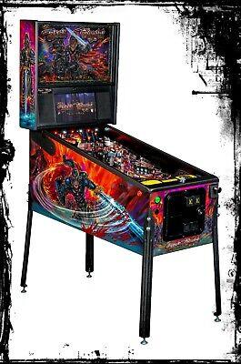 Pinball Machine In Stock