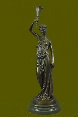 Venus The Goddess (Huge Sale Roman Bronze of the Nude Goddess Venus (Aphrodite) Very Heavy)
