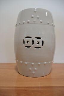 modern ming ceramic garden stool
