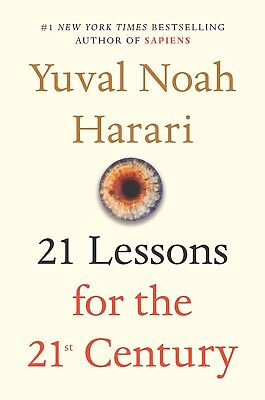 21 Lessons for the 21st Century Hardcover Yuval Noah Harari