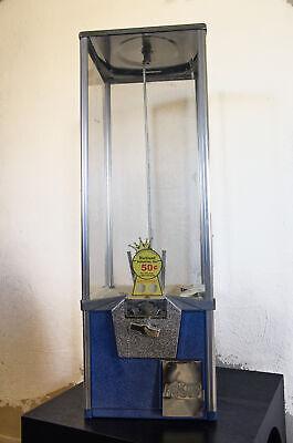 Richland 2 Capsule Bulk Vending Machine 50 Cent Toy Capsule Egg Free Shipping