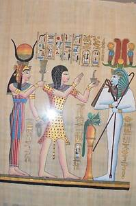 Egyptian papyrus - sale proceeds to be donated Concord West Canada Bay Area Preview