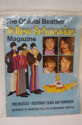 Beatles Yellow Submarine Magazine