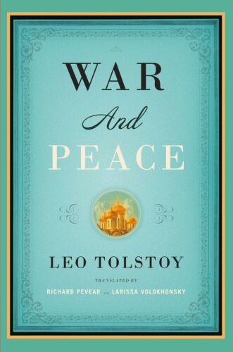 War and Peace By Leo Tolstoy (Digitaldown, 2008)