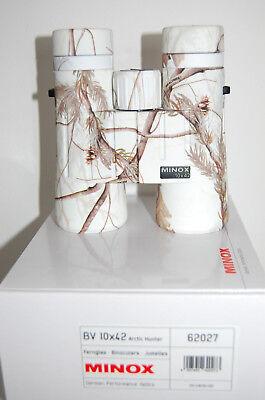 Fernglas Minox BV 10x42 Arctic Hunter  Neuware org. verpackt    Realtree(R)