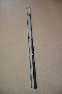 2-piece 9' Shakespeare Catalyst Fishing Rod 5-8kg Neutral Bay North Sydney Area Preview