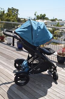 Steelcraft Strider Compact Stroller Ocean Blue Manly Brisbane South East Preview