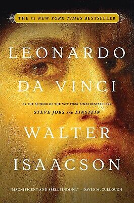 Leonardo da Vinci, by Walter Isaacson, the author of Steve Jobs (624 pages)