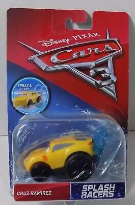 Disney Pixar Cruz Ramirez Cars 3 Splash Racers Mattel - NEW