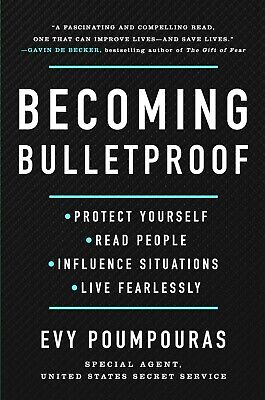 Becoming Bulletproof: Protect Yourself, Read People by Evy Poumpouras ✅DIGITAL🔊