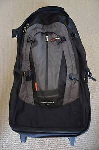 Black Wolf Grand Royale 75 Wheeled Travel Pack & Daypack Neutral Bay North Sydney Area Preview