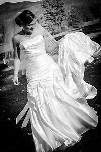 Maggie Sottero ivory wedding dress Aberfoyle Park Morphett Vale Area Preview
