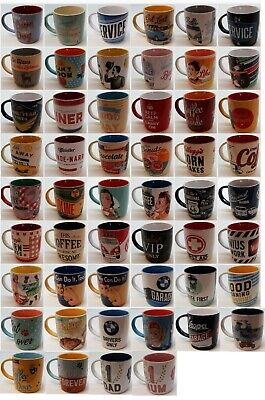 Nostalgic Art Nostalgie Tasse Motive Auswahl Kaffeetasse Teetasse Vintage Cup
