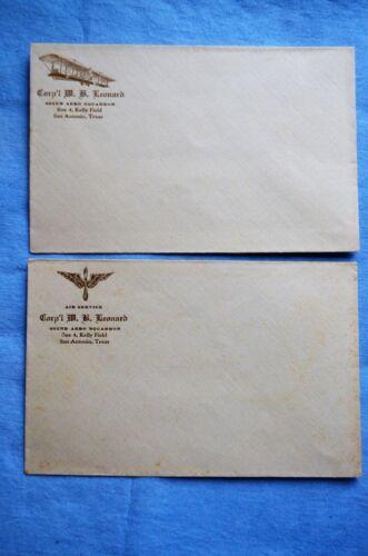 WWI 662nd Aero Squadron, ID