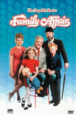 Family Affair Complete Series DVD Box Set Brand New Free Shipping