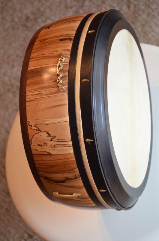 Handcrafted Bodhran Drum Goat Skin