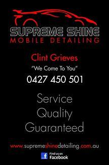 Supreme Shine Mobile Detailing Vale Park Walkerville Area Preview