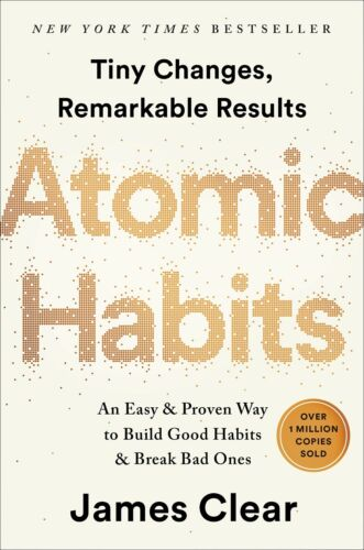 🔥 Atomic Habits Tiny changes ✅ Get it FAST ✅