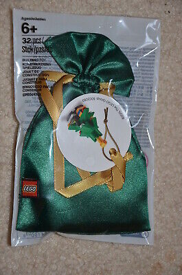 LEGO 5003083 Christmas Tree Ornament (Bag with Tree)  NEW