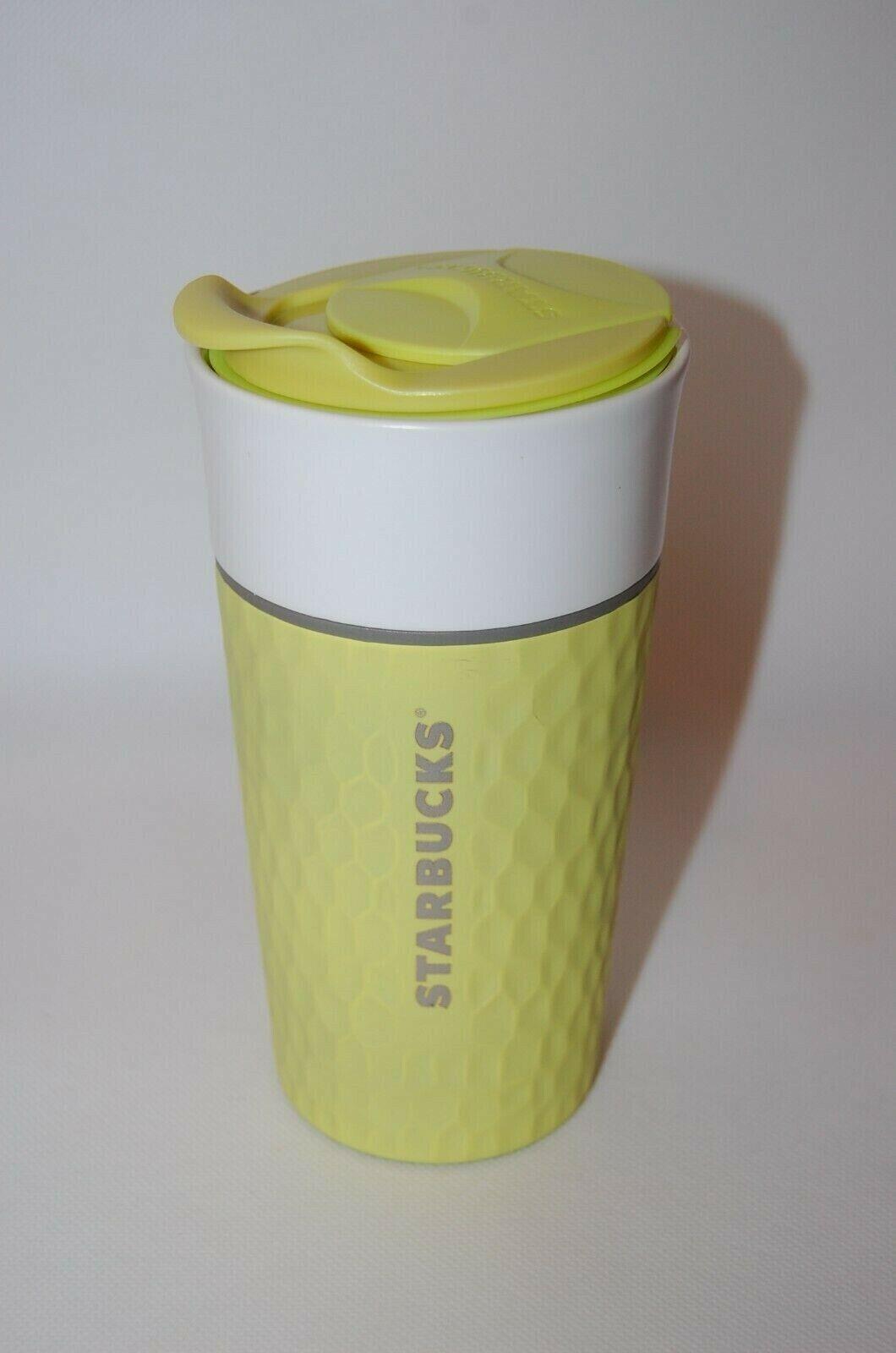 ceramic insulated textured travel tumbler cup 12
